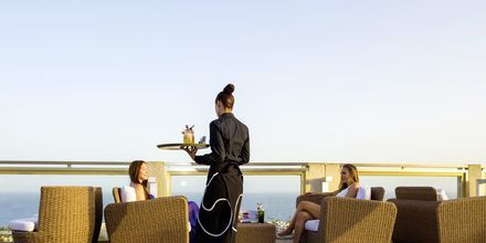 Chill-out baren på Gloria Palace San Agustin Thalassso & Hotel, Gran Canaria.