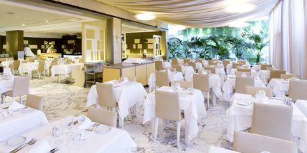 Bufférestaurangen på Gloria Palace San Agustin Thalassso & Hotel, Gran Canaria.