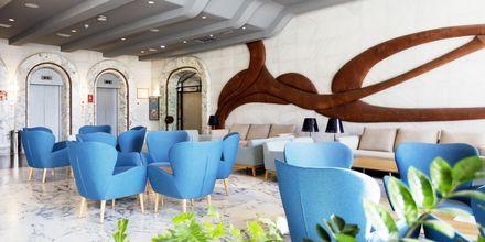 Receptionen på Gloria Palace San Agustin Thalassso & Hotel, Gran Canaria.