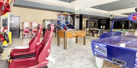 Spelrum på Gloria Palace San Agustin Thalassso & Hotel, Gran Canaria.