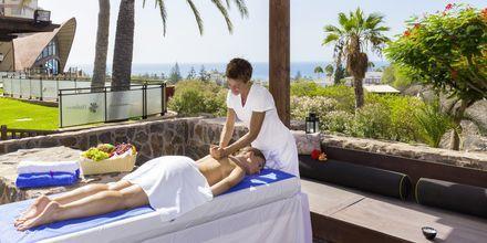 Massage på Gloria Palace San Agustin Thalassso & Hotel, Gran Canaria.