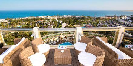 Chill out-baren på Gloria Palace San Agustin Thalassso & Hotel, Gran Canaria.