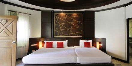 Dubbelrum på Golden Beach Resort i Ao Nang, Krabi.