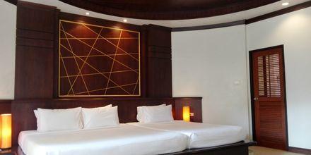 Deluxerum i bungalow på Golden Beach Resort i Ao Nang, Krabi.