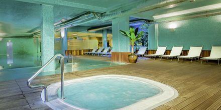 Spa på hotell Golden Residence, Madeira.