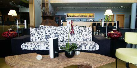 Loungebar på hotell Golden Residence, Madeira.