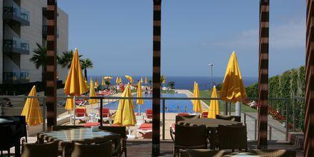 Restaurang på hotell Golden Residence, Madeira.