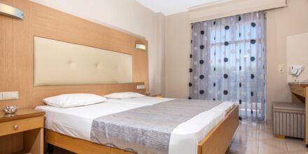Dubbelrum på hotell Golden Sun, Zakynthos.