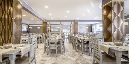Restaurangen på hotell Golden Sun, Zakynthos.