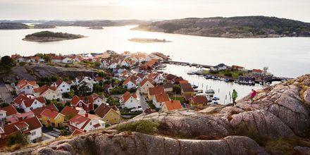 Kungsklyftan, Fjällbacka i Bohuslän