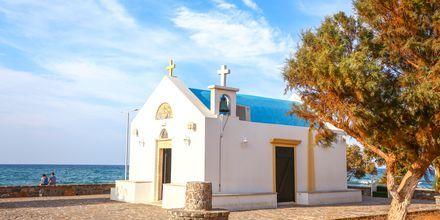 Traditionell kyrka.