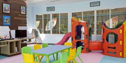 Barnklubb på Graceland Khao Lak Resort, Thailand.