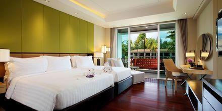 Deluxerum på Graceland Khao Lak Resort, Thailand.