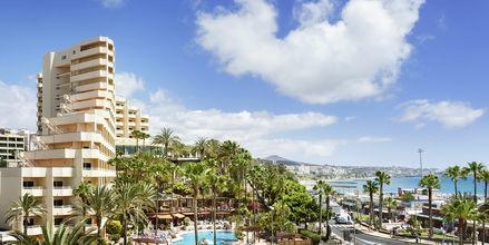 Playa del Ingles, Gran Canaria.
