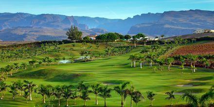 Golfbanan i Meloneras Gran Canaria.