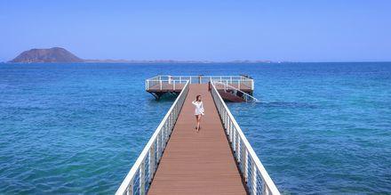 Gran Hotel Atlantis Bahia Real i Corralejo, Fuerteventura.