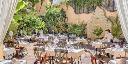 Restaurang La Alacena Real på Gran Hotel Atlantis Bahia Real i Corralejo, Fuerteventura.