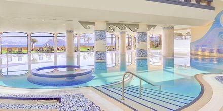 Spa på Gran Hotel Atlantis Bahia Real i Corralejo, Fuerteventura.