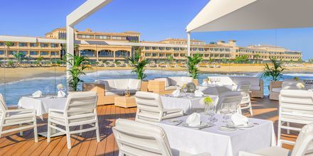 Chill out-baren Coco Beach på Gran Hotel Atlantis Bahia Real i Corralejo, Fuerteventura.