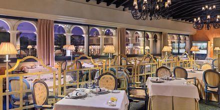 Restaurang La Capula på Gran Hotel Atlantis Bahia Real i Corralejo, Fuerteventura.