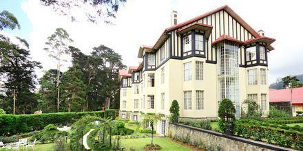 Hotell Grand Hotel i Nuwara Eliya på Sri Lanka.
