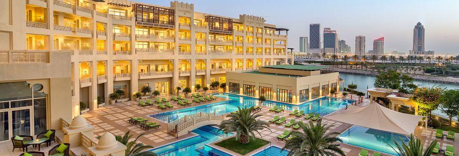 Hotell Grand Hyatt i Doha, Qatar.