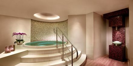 Spa på hotell Grand Hyatt, Dubai.