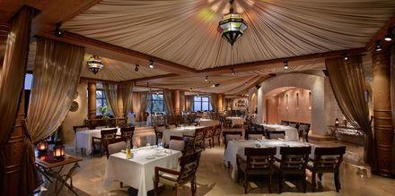 Restaurang Awtar på hotell Grand Hyatt, Dubai.