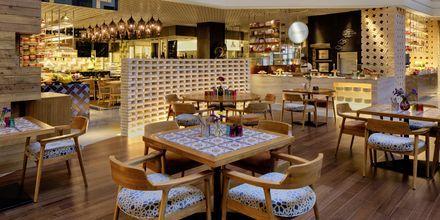 Restaurang The Collective på hotell Grand Hyatt, Dubai.