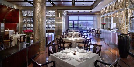 Restaurang Manhattan Grill på hotell Grand Hyatt, Dubai.