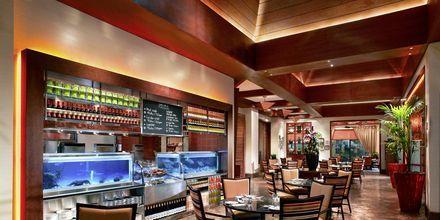 Restaurang Peppercrab på hotell Grand Hyatt, Dubai.