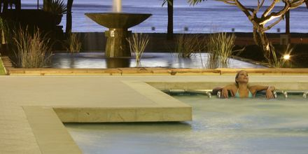 Spa på Grand Mirage Resort, Tanjung Benoa, Bali.