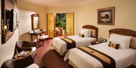 Dubbelrum på Grand Mirage Resort, Tanjung Benoa, Bali.