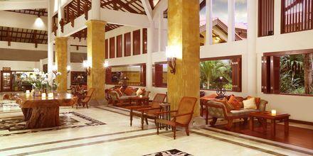 Lobby på Grand Mirage Resort, Tanjung Benoa, Bali.