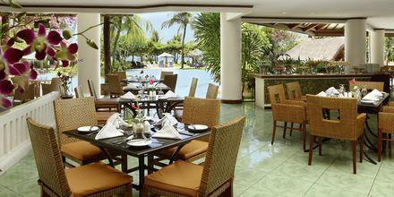 Restaurang på Grand Mirage Resort, Tanjung Benoa, Bali.
