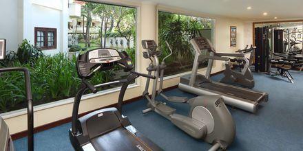 Gym på Grand Mirage Resort, Tanjung Benoa, Bali.
