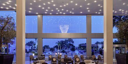 Lobby på hotell Grecian Park, Cypern.