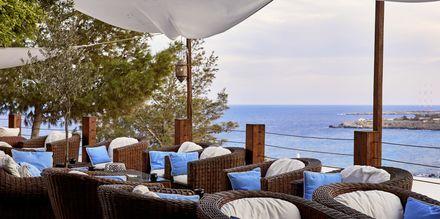 Loungebar på hotell Grecian Park, Cypern.