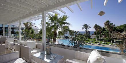 Lounge på Grecian Sands, Cypern.