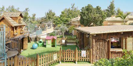 Lekplats på Green Garden Resort i Playa de las Americas, Teneriffa.