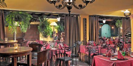 Restaurang Sahara på Green Garden Resort i Playa de las Americas, Teneriffa.