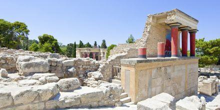 Knossos på Kreta.