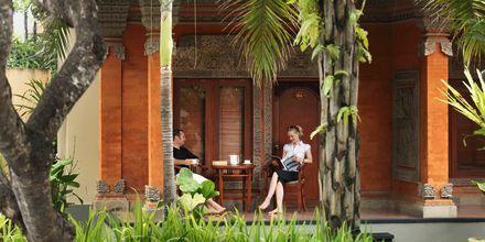Hotell Griya Santrian i Sanur, Bali.