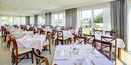 Restaurang på hotell Grupotel Amapola i Alcudia, Mallorca.