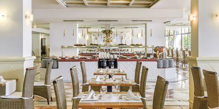 Restaurant Tajinaste på hotell H10 Conquistador i Playa de las Americas, Teneriffa.