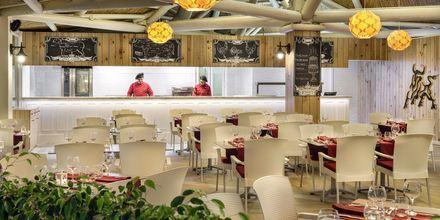 Steak House på hotell H10 Conquistador i Playa de las Americas, Teneriffa.
