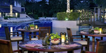 Restaurang Luciano på hotell Habtoor Grand Resort, Autograph Collection i Dubai.