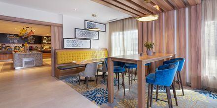 Restaurang på Hampton by Hilton Dubai al Barsha i Dubai, Förenade Arabemiraten.