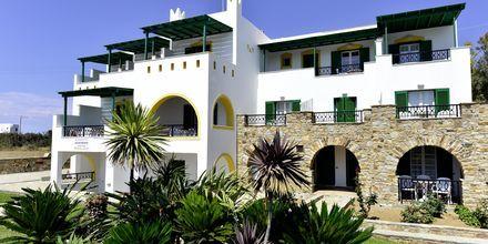 Hotell Harmony på Naxos, Grekland.