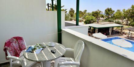 Enrumslägenhet på hotell Harmony på Naxos, Grekland.
